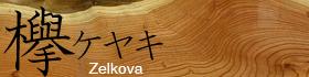 欅(ケヤキ) - 無垢材在庫リスト